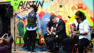 LP Sings Tokyo Sunrise & Into The Wild [live] at MyMusicRx at Fader Fort by Converse for SXSW