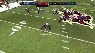 Axis Football 2018 Gameplay (PC Game)
