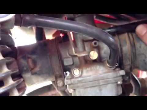 1986 Suzuki LT230s problems fixed - YouTube: Suzuki Lt230 Engine Diagram at e-platina.org