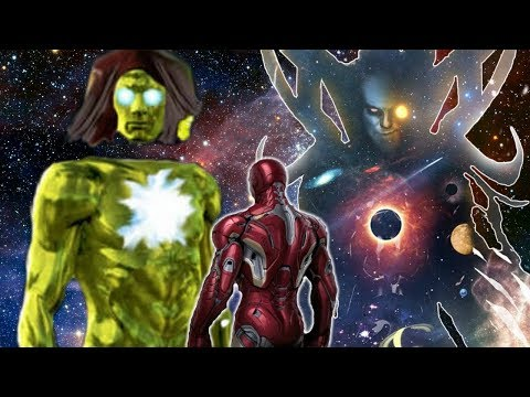 THE COSMIC ENTITIES In Avengers Endgame (They Already Exist In The MCU)