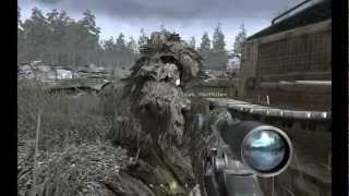 Call of Duty 4 Modern Warfare PC - All Ghillied Up