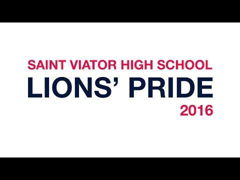 Saint Viator High School's Lions' Pride 2016