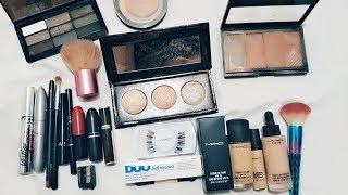 أساسيات المكياج للمبتدئات Trousse De Maquillage Pour Les Debutantes Youtube