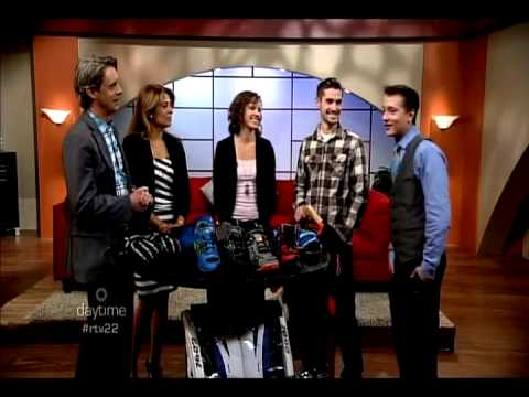 Ballhockeygear.ca on Rogers TV Daytime Ottawa