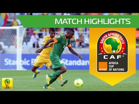 Zambia - Ethiopia | CAN Orange 2013 | 21.01.2013