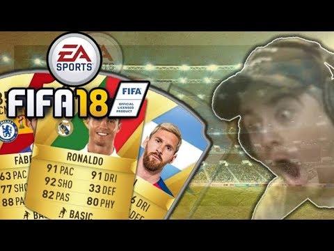 DE BEDSTE DANSKE FIFA 18 PAKKER - Ft. MarckozHD, MadsenGaming & flere!