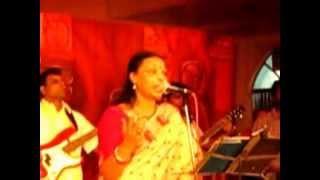 Bangla Amar Sarse Ilish (LOPAMUDRA Mitra)(DurgaPooja 2010)