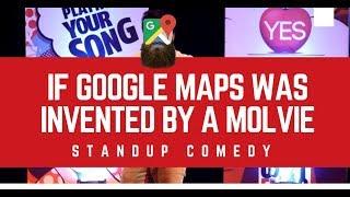 Muslim Google Maps | Standup Comedy | Malik Junaid (JD)