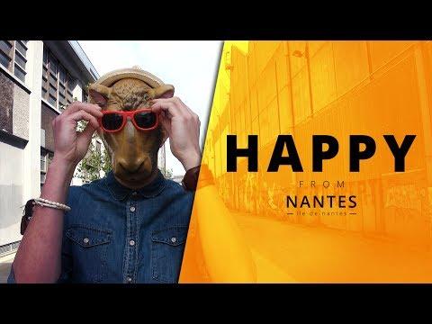 HAPPY From NANTES  [ île De Nantes ] - AdNomah & Friends
