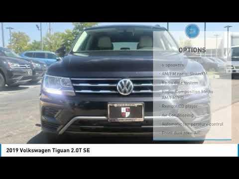 2019 Volkswagen Tiguan Boulder Colorado M005912L