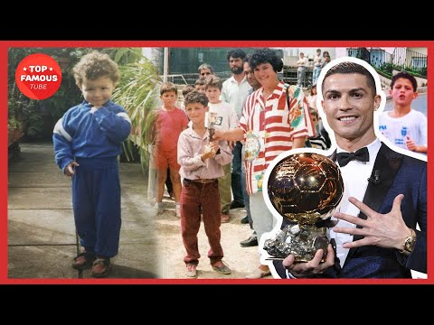Cristiano Ronaldo   From A Child Might Not Be Born To The Greatest Footballers