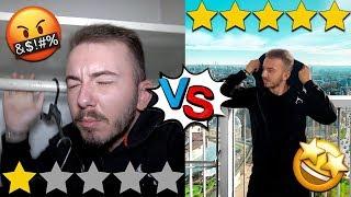 CEL MAI PROST vs CEL MAI BUN HOTEL (1 STEA vs 5 STELE)