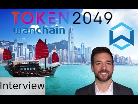 Wanchain - Privacy Comes to Asia - President Dustin Byington Interview