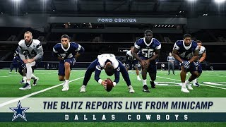 The Blitz: Dallas Cowboys Rookies Take The Field | Dallas Cowboys 2019
