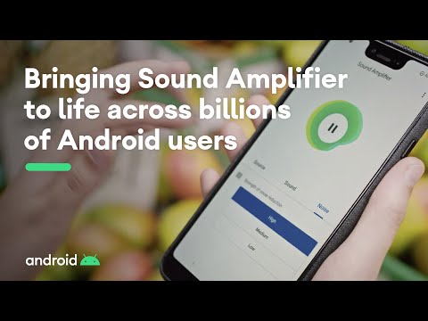 Google's 'Sound Amplifier' Android app helps you hear better in noisy areas