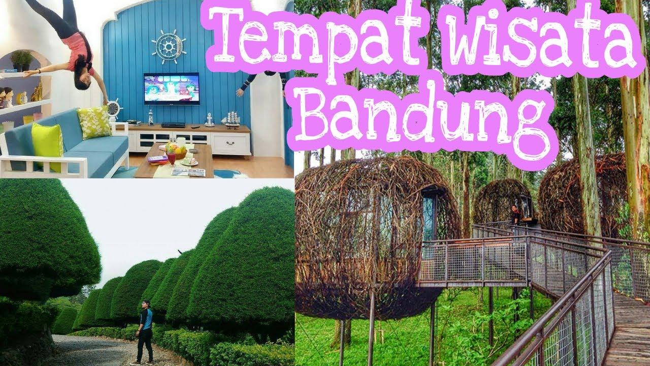 6 Tempat Wisata Bandung HITS Terbaru 6  Murah Terpopuler