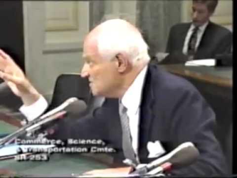 Senate Commerce Committee on GATT: 03.08.95