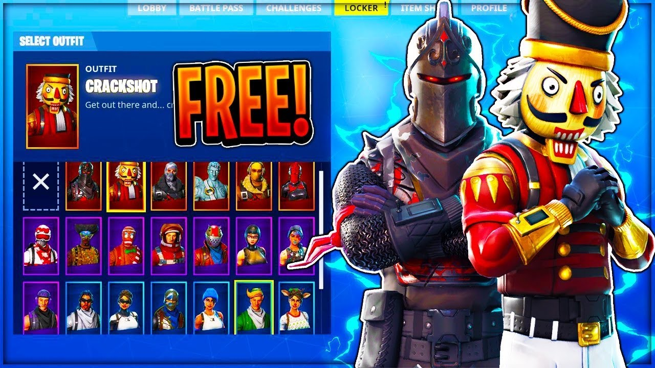 FREE FORTNITE ACCOUNT GIVEAWAY! | *RARE* 30+ SKINS, 35 ...