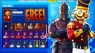 FREE FORTNITE ACCOUNT GIVEAWAY! | *RARE* 30+ SKINS, 35+ PICKAXES & GLIDERS - Fortnite: Battle Royale