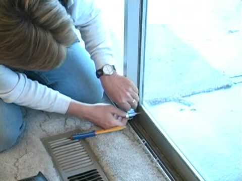 That Home Show Sliding Door Lock Youtube