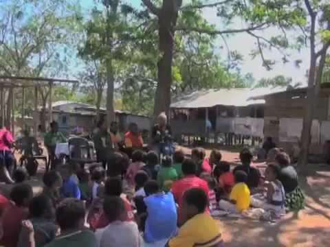 Baha'i Communities-Papua New Guinea-160-History  دیانت بهائی در پاپوآ گینه نو