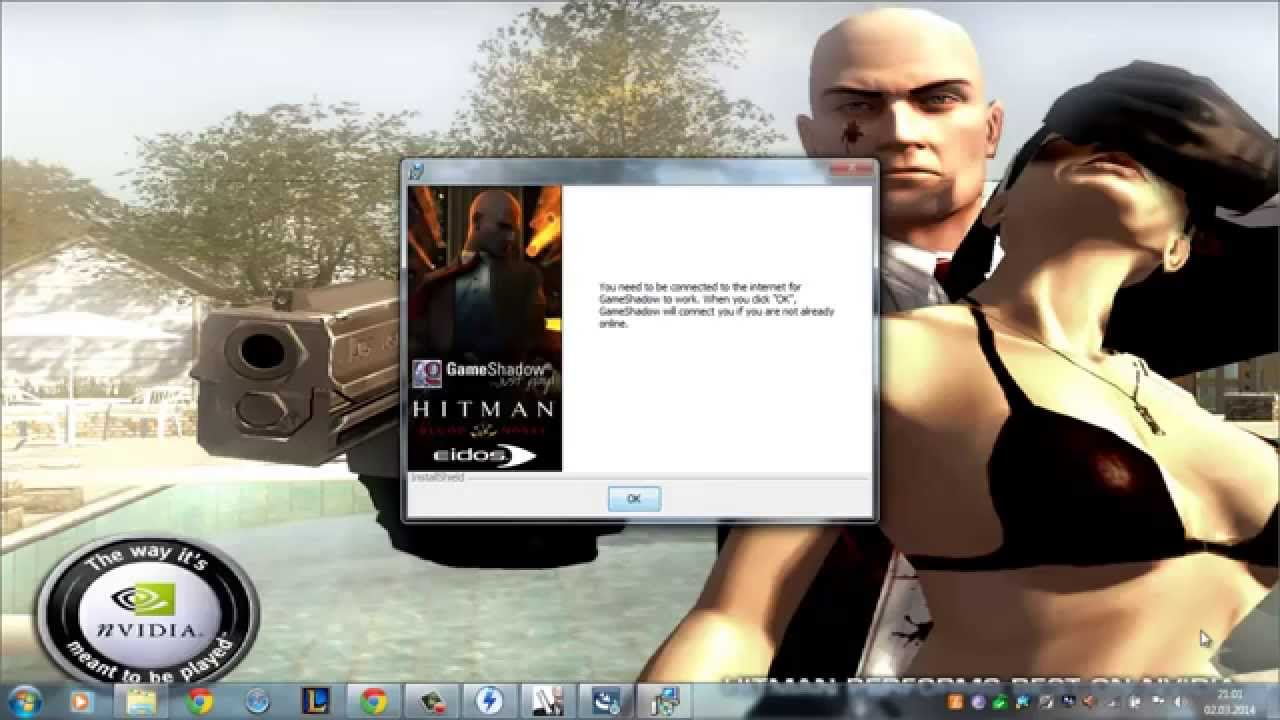 Free Porn Video Easy Download pertaining to how to download hitman blood money for free - youtube