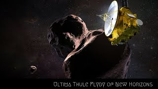 New Horizons Ultima Thule Flyby