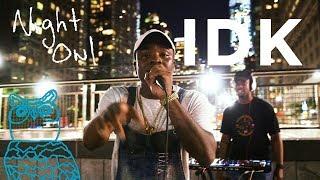 "IDK, ""Somebody"" Night Owl | NPR Music"
