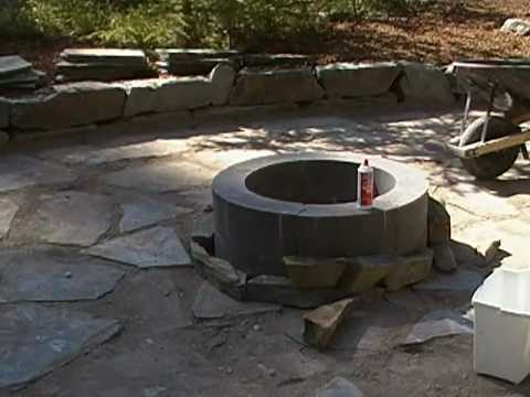 How To Mortar A Firepit (Part 1of9)<a href='/yt-w/YnLOc7jb4C4/how-to-mortar-a-firepit-part-1of9.html' target='_blank' title='Play' onclick='reloadPage();'>   <span class='button' style='color: #fff'> Watch Video</a></span>