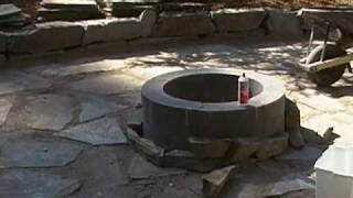 How To Mortar A Firepit (part 1of9).mp4