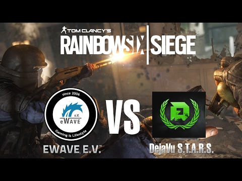 energy-WAVE e.V. Vs. DejaVu eSport. Bo3 DESBL