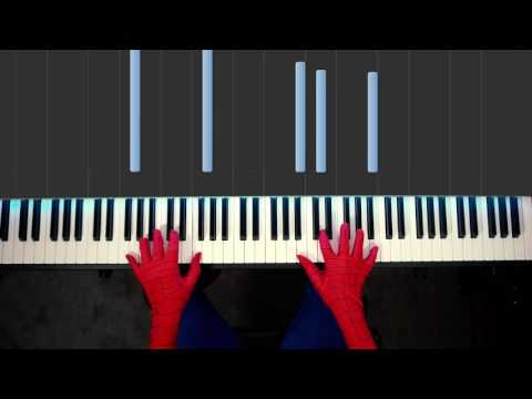 Spiderman Homecoming Suite - (Piano/Orchestral Cover)