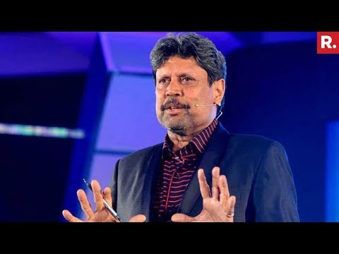 Kapil Dev On Sreesanth's Threat