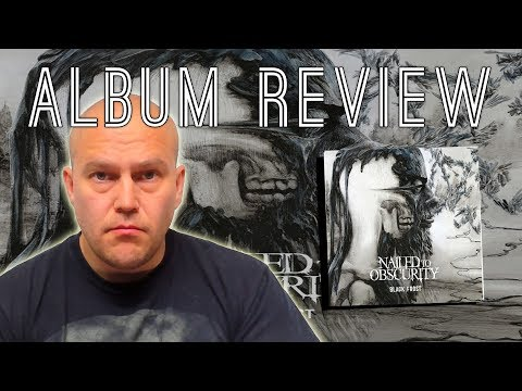Nailed to Obscurity - Black Frost [DEATH/DOOM METAL REVIEW] Mp3