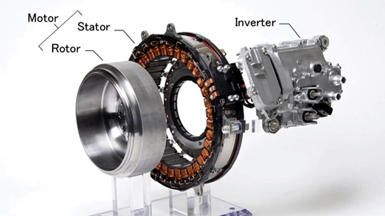 2018 Mitsubishi Starter Generator System Tokyo Motor