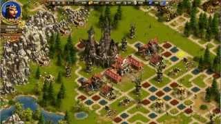 The Settlers Онлайн - презентация владений королевы Mistress