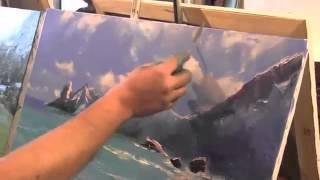 Уроки рисования для взрослых  живопись для начинающих  Научиться рисовать в Киеве