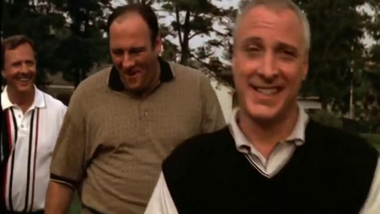 Tony Talks About Meeting John Gotti The Sopranos Hd Youtube