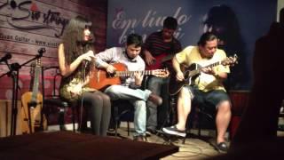 Besame mucho (Đồng Lan) - Lê Hùng Phong Guitar