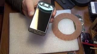 Замена тачскрина на телефоне Explay Joy (Replacing the touchscreen on the phone Explay Joy)