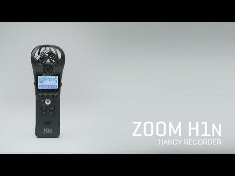 Zoom H1n Handy Recorder Zoom