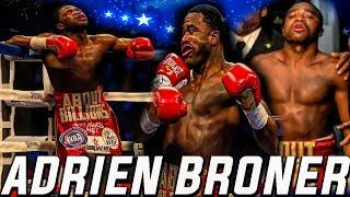 Adrien Broner Sad Career Highlights (Broner vs Pacquiao 2019)