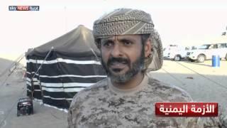 تصعيد على جبهة مأرب في اليمن