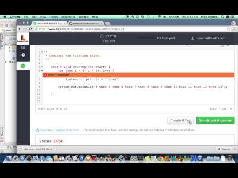 Rock Your HackerRank Interview - YouTube