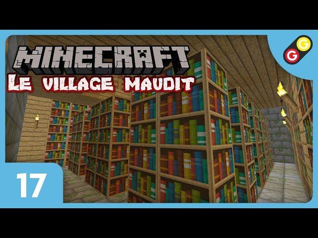 Minecraft - Le village maudit #17 À la recherche du portail du dragon ! [FR]