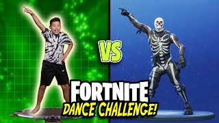 FORTNITE DANCE CHALLENGE!!! All Dances In Real Life! Loser Gets BANNED!