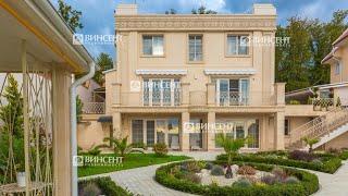 Дом с шикарным видом на море в районе Приморье-Благодать