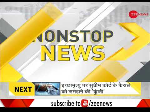 DNA: Watch Daily News and Analysis with Sudhir Chaudhary, March 09, 2018
