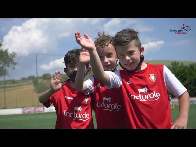 Fiesta final de las Escuelas de Fútbol