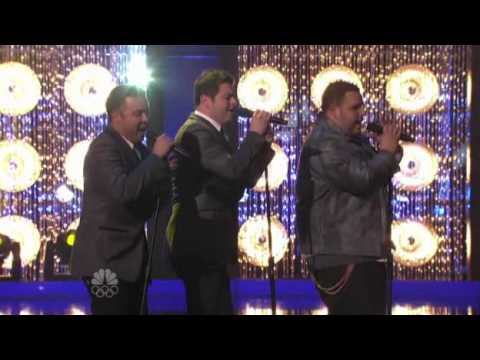 The Sing Off: Nota and Smokey Robinson - Tracks of My Tears